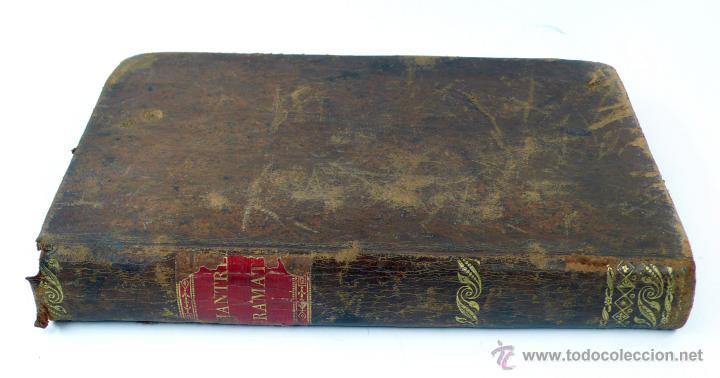 ARTE DE HABLAR BIEN FRANCÉS, GRAMÁTICA. PERPIÑÁN, J. ALZINE ED. AÑO 1816. 13X21 CM. (Libros Antiguos, Raros y Curiosos - Cursos de Idiomas)