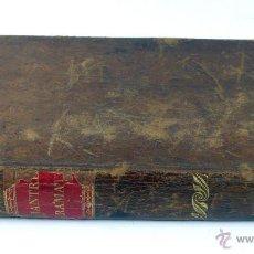 Libros antiguos: ARTE DE HABLAR BIEN FRANCÉS, GRAMÁTICA. PERPIÑÁN, J. ALZINE ED. AÑO 1816. 13X21 CM.. Lote 40800158