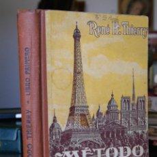 Libros antiguos: METODO DE FRANCES. Lote 46351330