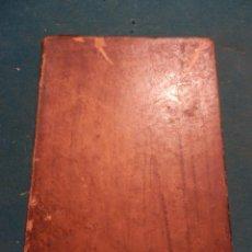 Libros antiguos: NOVÍSIMO MÉTODO PARA APRENDER LA LENGUA FRANCESA POR RAFAEL BURGELL - AÑO 1876 - SISTEMA OLLENDORFF. Lote 48015123