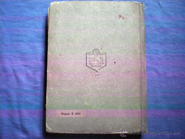 Libros antiguos: LIBRO METODO DE LENGUA FRANCESA 1936 PRIMER AÑO 6ª ED TARSICIO SECO Y MARCOS TAPA DURA - Foto 3 - 48286372