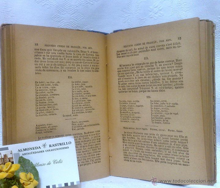 Libros antiguos: AÑO 1.888.- METODO DE AHN. PRIMER CURSO DE FRANCES POR H.MAC-VEIGH. - Foto 9 - 234549770