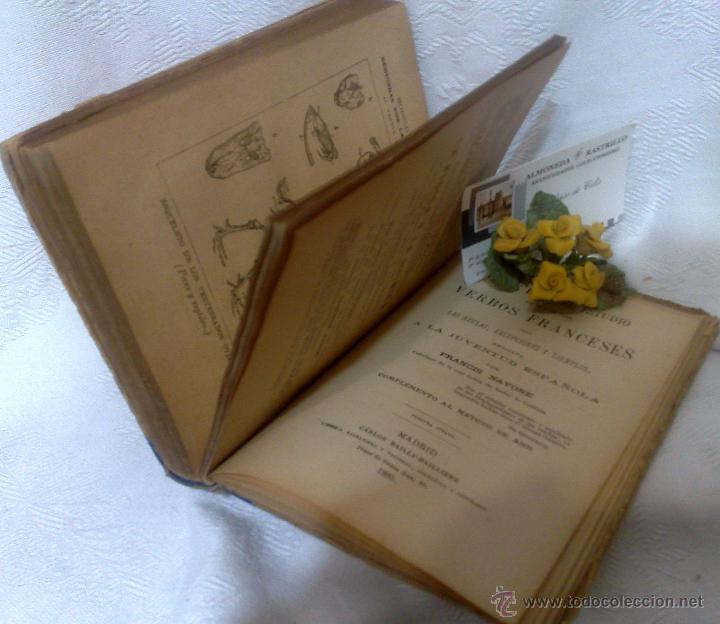 Libros antiguos: AÑO 1.888.- METODO DE AHN. PRIMER CURSO DE FRANCES POR H.MAC-VEIGH. - Foto 11 - 234549770
