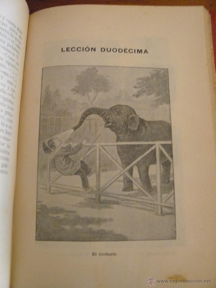 Libros antiguos: MÉTODO RACIONAL PARA LA ENSEÑANZA DE IDIOMAS - 1902 - A CASASUS EDITOR - Foto 4 - 50115004