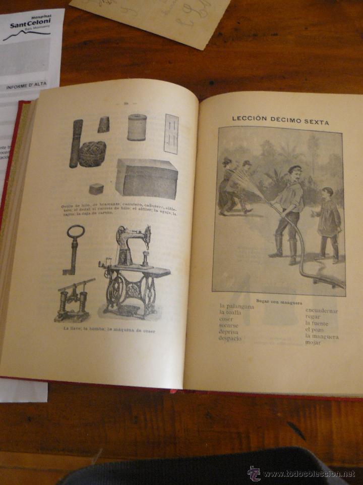 Libros antiguos: MÉTODO RACIONAL PARA LA ENSEÑANZA DE IDIOMAS - 1902 - A CASASUS EDITOR - Foto 5 - 50115004