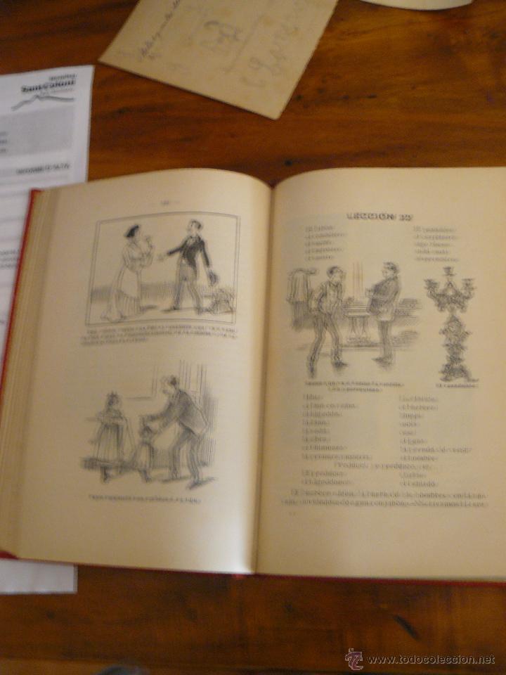 Libros antiguos: MÉTODO RACIONAL PARA LA ENSEÑANZA DE IDIOMAS - 1902 - A CASASUS EDITOR - Foto 6 - 50115004