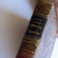 Libros antiguos: CADIZ 1852 * METODO DEL DR. OLLENDORFF DEL FRANCES + ARTE DE TRADUCIR... CASI 700 PAGINAS. Lote 50409784