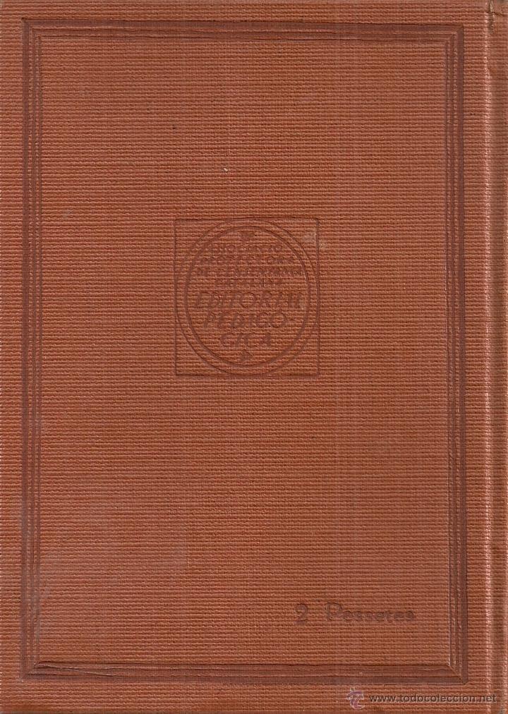Libros antiguos: Gramatica catalana. Curs mitja / Pompeu Fabra. BCN : Ed. Pedagogica, 1935. - Foto 2 - 51379970
