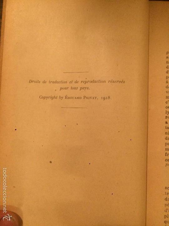 Libros antiguos: Antiguo libro de lengua francesa Grammaire française simple y complete pour totes les classes 1918 - Foto 2 - 58293509