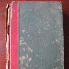 Libros antiguos: EL MAESTRO DEL INGLÉS COMPLETO. MÉTODO PRACTICO PARA APRENDER LA LENGUA INGLESA. 1879. Lote 62520536