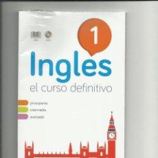 Libros antiguos: CURSO DE INGLES VAUGHAN Nº1. Lote 62926492