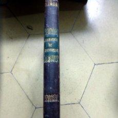 Libros antiguos: GRAMATICA FRANCESA. ARTE DE HABLAR BIEN FRANCES 1847. Lote 63398288