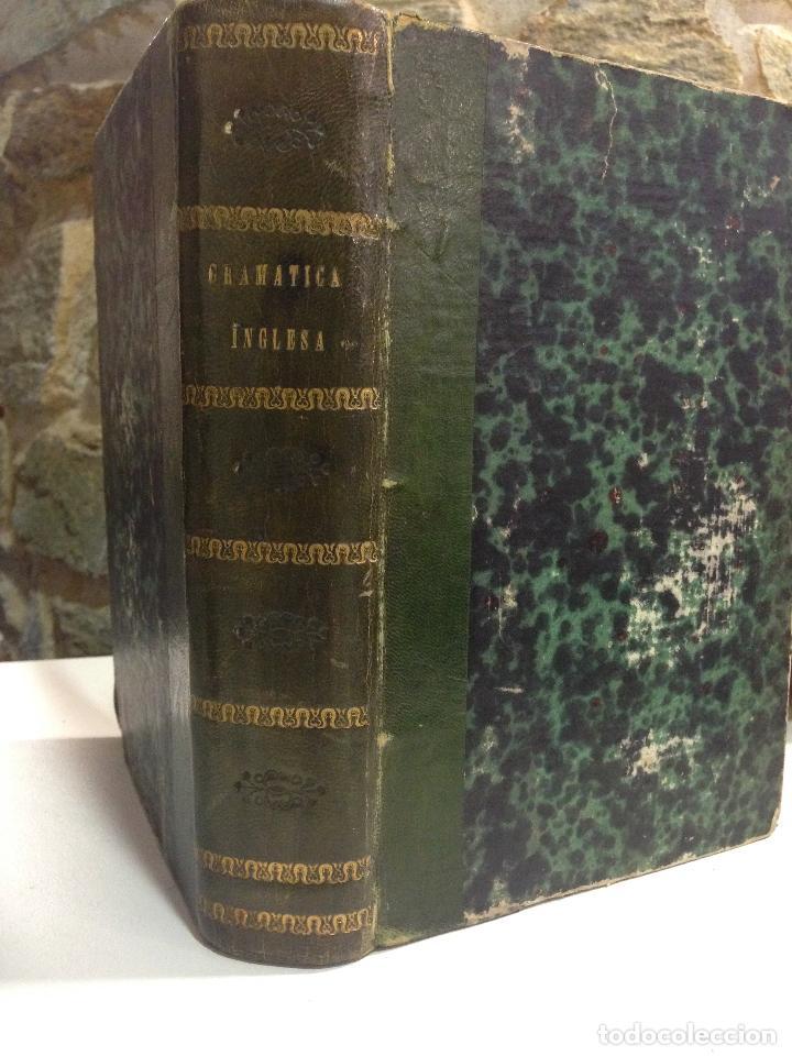 1858.- NUEVO MÉTODO PARA APRENDER A LEER Y ESCRIBIR UN IDIOMA CUALQUIERA. ADAPTADO AL INGLÉS. BENOT (Libros Antiguos, Raros y Curiosos - Cursos de Idiomas)