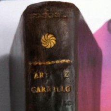 Libros antiguos: JOSÉ CARRILLO. GRAMÁTICA LATINA EN CASTELLANO DISPUESTA PARA ALIVIO Y MAYOR ADELANTAMIENTO... 1828. Lote 62897556