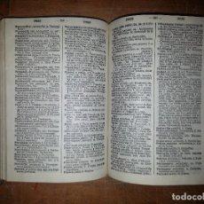 Libros antiguos: ANTIGUO DICCIONARIO FRANCES ESPAÑOL 1600 PATINAS. Lote 68204221