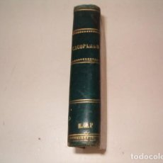 Libros antiguos: COLECCIÓN TRATADOS AUXILIARES PARA FACILITAR EL ESTUDIO Y ENSEÑANZA DE LA LENGUA LATINA. RM77712. Lote 68562757