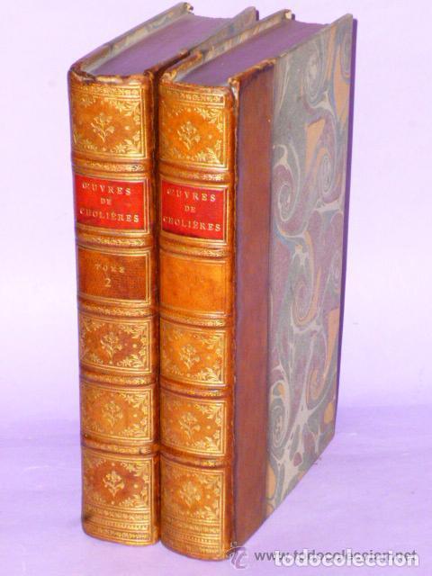 OEUVRES DU SEIGNEUR DE CHOLIÈRES (2 TOMOS,1879) (Libros Antiguos, Raros y Curiosos - Cursos de Idiomas)