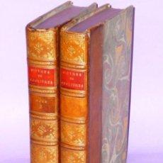 Libros antiguos: OEUVRES DU SEIGNEUR DE CHOLIÈRES (2 TOMOS,1879). Lote 77274905