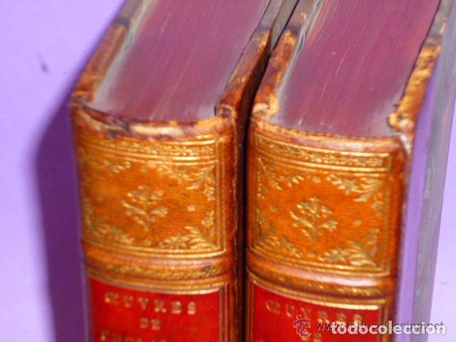 Libros antiguos: OEUVRES DU SEIGNEUR DE CHOLIÈRES (2 tomos,1879) - Foto 2 - 77274905
