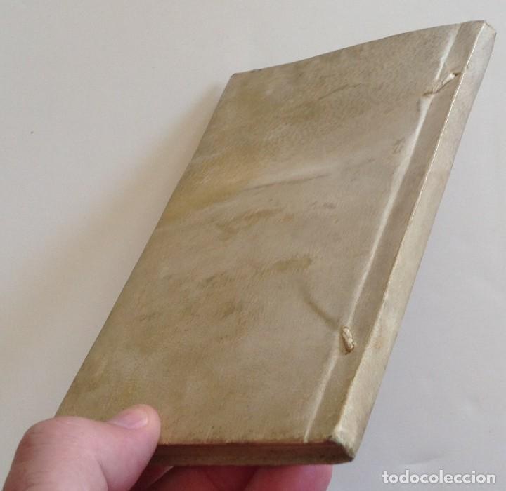 Libros antiguos: MATARO año 1830 * GRAMATICA CASTELLANA analogia y sintaxis * pergamino * 160 pgs - Foto 2 - 87653744