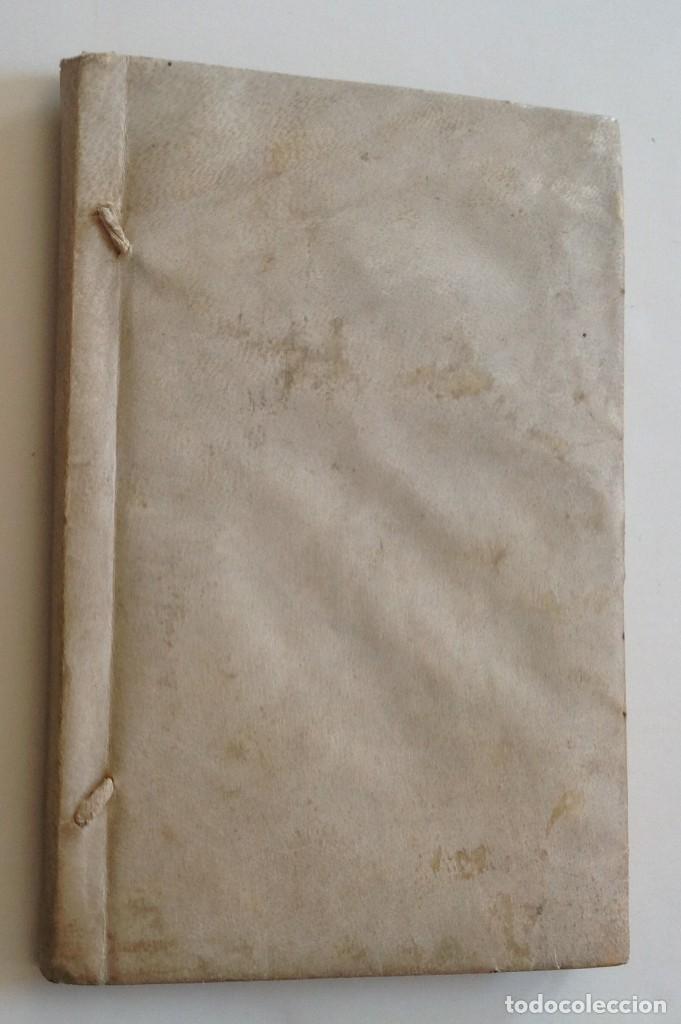 Libros antiguos: MATARO año 1830 * GRAMATICA CASTELLANA analogia y sintaxis * pergamino * 160 pgs - Foto 3 - 87653744