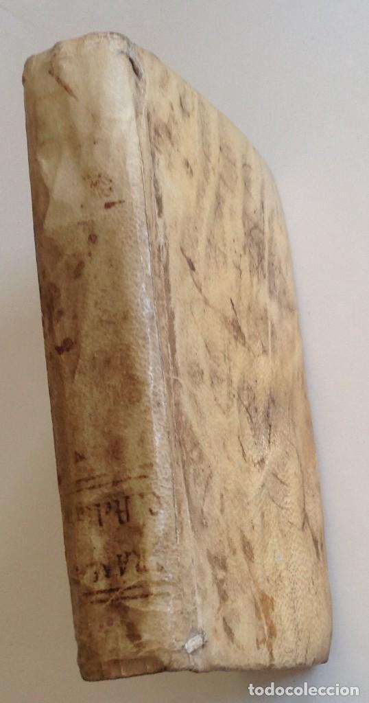 Libros antiguos: IBARRA año 1781 3ª edicion * GRAMATICA DE LA LENGUA CASTELLANA * real academia española - Foto 2 - 87654000