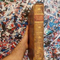 Libri antichi: DICCIONARIO DE LENGUA CASTELLANA 1832 SEPTIMA EDICION. Lote 90065872