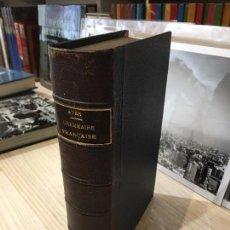 Libros antiguos: GRAMMAIRE COMPARÉE DE LA LANGUE FRANÇAISE. Lote 93007745