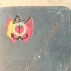Libros antiguos: LIBRO ANTIGUO, INGLÉS PRÁCTICO MARÍTIMO. CÁDIZ. Lote 96936172