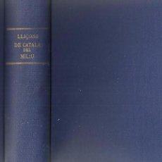 Libros antiguos: LLIÇONS DE CATALÀ DEL MILIU, ARTUR BALOT. CONVERSES DEL MILIU DE RÀDIO BARCELONA. 1932-36 COMPLETO. Lote 98704859