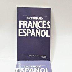 Libros antiguos: DICCIONARIO ESPAÑOL FRANCES Y FRANCES ESPAÑOL.. Lote 98761459