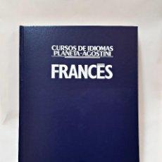 Libros antiguos: TOMO DE UNIDADES 1 DE FRANCES DE PLANETA DE AGOSTINI.. Lote 98762187