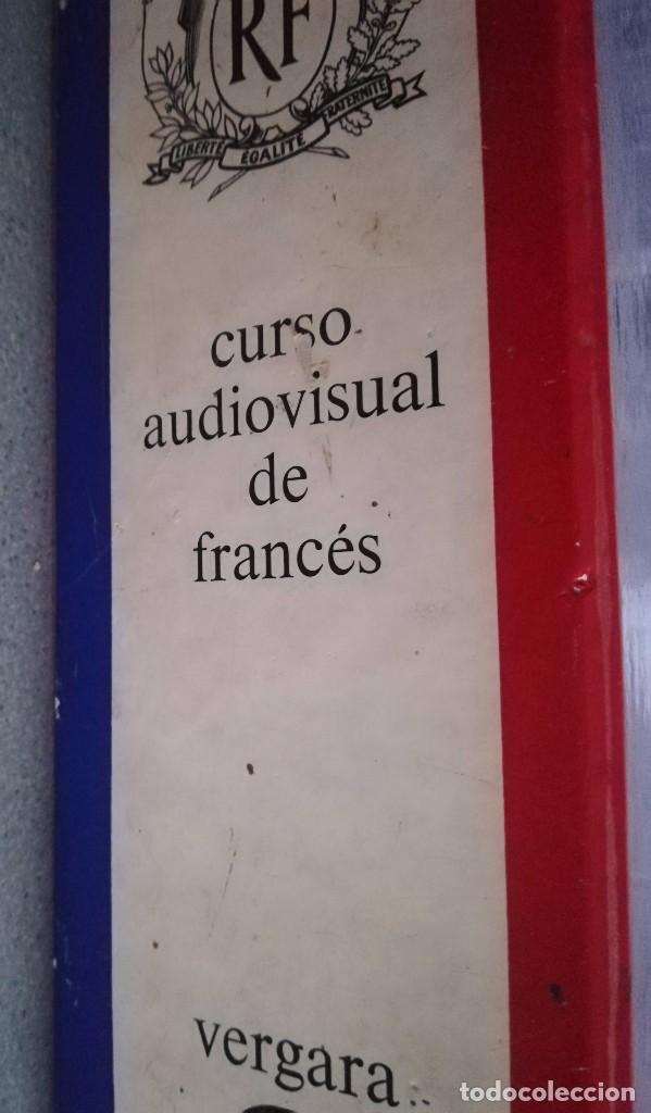 Libros antiguos: CURSO AUDIOVISUAL DE FRANCES. Ernst Kenter. VERGARA - Foto 2 - 100175543