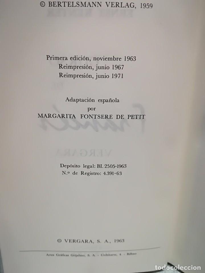 Libros antiguos: CURSO AUDIOVISUAL DE FRANCES. Ernst Kenter. VERGARA - Foto 3 - 100175543