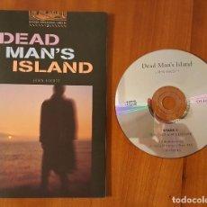 Libros antiguos: DEAD MAN'S ISLAND (INCLUYE CD). Lote 102374751