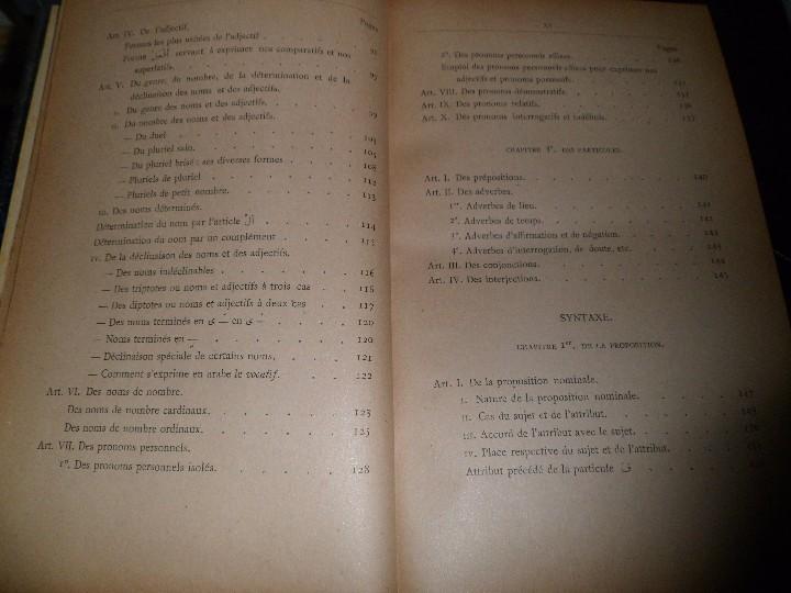 Libros antiguos: COURS DE LANGUE ARABE. CORRIGÉ DES EXERCICES. P. BELOT TEXTO FRANCÉS - ÁRABE. AÑO 1922. RARO - Foto 7 - 44057339