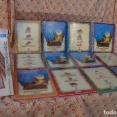 Libros antiguos: CUENTA-CUENTOS BILINGUE ESPAÑOL INGLES 12 VOL.PRECINTADOS COLECCION COMPLETA 36 CUENTOS. Lote 103862151