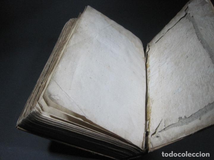 Libros antiguos: Año 1791 Raro Método completo para aprender latín 3 libros en 1 volúmen Castellano Pergamino - Foto 17 - 106908759