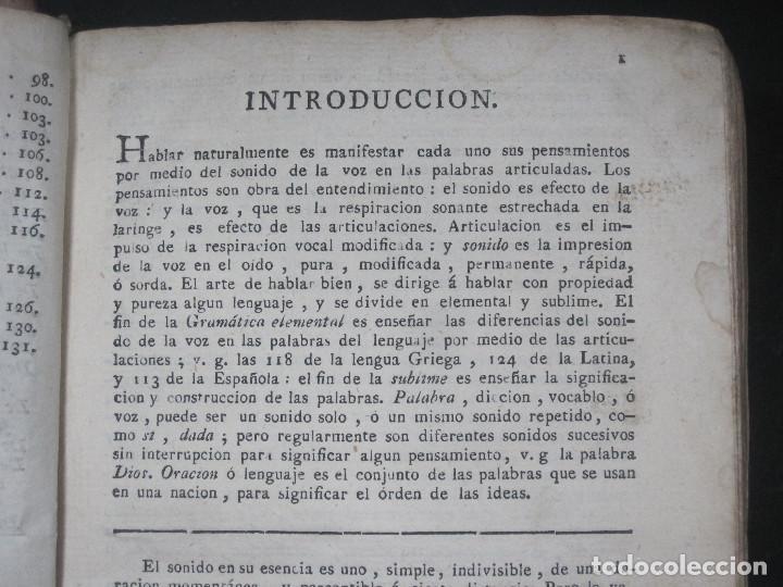 Libros antiguos: Año 1791 Raro Método completo para aprender latín 3 libros en 1 volúmen Castellano Pergamino - Foto 21 - 106908759