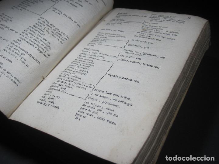 Libros antiguos: Año 1791 Raro Método completo para aprender latín 3 libros en 1 volúmen Castellano Pergamino - Foto 12 - 106908759