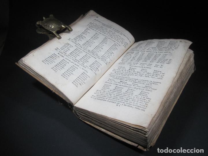 Libros antiguos: Año 1791 Raro Método completo para aprender latín 3 libros en 1 volúmen Castellano Pergamino - Foto 15 - 106908759