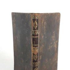 Libros antiguos: NUEVA GRAMÁTICA GRIEGA. D.ANTONIO BERGNES DE LAS CASAS. PARTE SEGUNDA. 1862.. Lote 109458043
