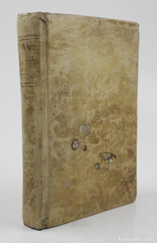 LLAVE NUEVA Y UNIVERSAL PARA APRENDER LA LENGUA FRANCESA, ANTONIO GALMACE, 1776, MADRID. 15X21CM (Libros Antiguos, Raros y Curiosos - Cursos de Idiomas)