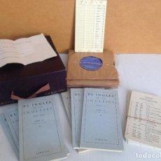 Libros antiguos: EL INGLÉS DE LOS INGLESES - EUROVOX 1961. Lote 113056367