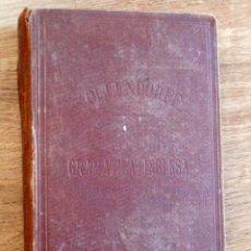 Libros antiguos: GRAMÁTICA INGLESA Y MÉTODO PARA APRENDERLA - OLLENDROFF REFORMADO - EDUARDO BONET - AÑO 1878. Lote 114704719