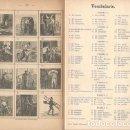 Libros antiguos: EGLI, G: COLECCION DE ESTAMPAS DEDICADAS A LA ENSEÑANZA DE LAS LENGUAS. Lote 116616779