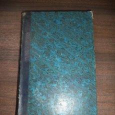Libros antiguos: NOUVEAU COURS DE LANGUE ANGLAISE. PAR T. ROBERTSON. PREMIERE PARTIE. 9ª ED. A. DERACHE. 1857.. Lote 118872179