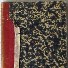 Libros antiguos: ELEMENTOS DE GRAMÁTICA GRIEGA - CIRIACO CRUZ Y RUIZ 1864 - VER INDICE Y DESCRIPCIÓN. Lote 119178755