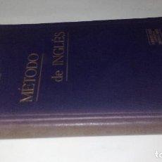 Libros antiguos: NUEVO METODO DE INGLES-C A BUTLIN-LIBRERIA D RIBO-1925. Lote 120994991