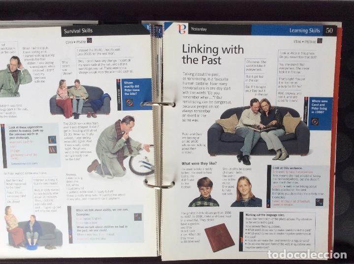 Libros antiguos: CURSO COMPLETO DE INGLES PARA TODA LA FAMILIA, completo único en todo colección - Foto 5 - 123017631